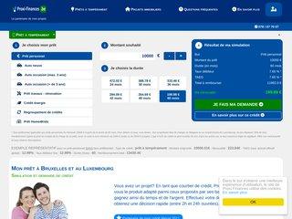 Détails : Le prêt personnel en ligne