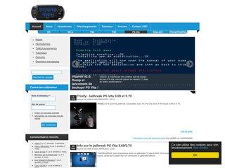 Détails : PS Vita Info
