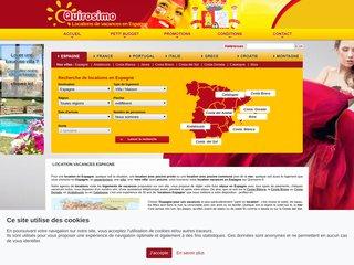 Détails : Location vacances Espagne : Quirosimo
