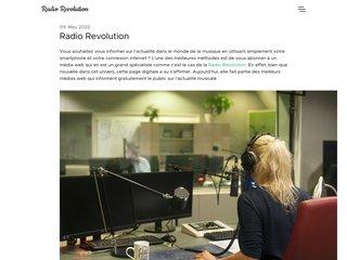 Détails : Radio Revolution com clubbing - Clubbing
