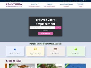 Détails : Portail immobilier international gratuit