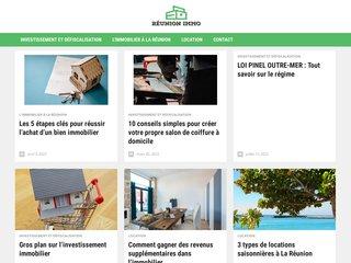 Réunion Immo -  Programme neuf à La Réunion