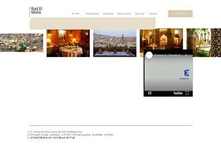 Détails : Location Riad El Ghalia à Fès au Maroc
