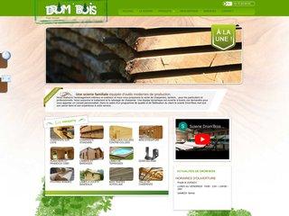 Détails : Scierie à Pont d'Isère (26 Drôme)