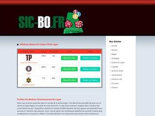 Détails : Sic-Bo.fr, la référence pour jouer au sic bo gratuit