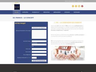Détails : SIC France : Courtier en travaux à Lyon