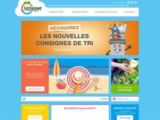 Détails : Sittomat : transport et traitement des déchets