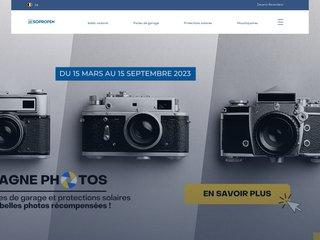 Détails : Soprofen specialiste du volet roulant PVC et alu