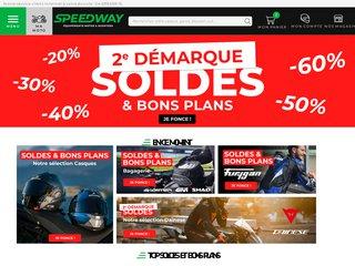 Détails : Speedway : Equipement et accessoires moto