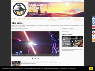 Star Wars HoloNet