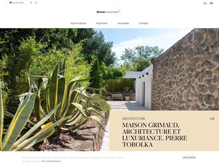 Détails : Immoblier de prestige en Provence