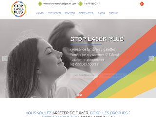 Stop Laser Plus