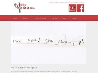 Détails : Montres et Horlogerie Suisse