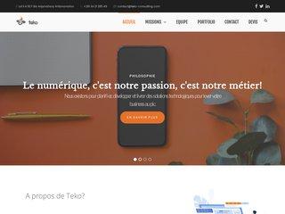 TEKO : agence web offshore