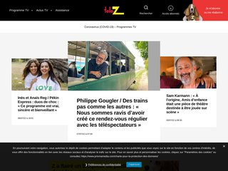 Détails : Télé Z
