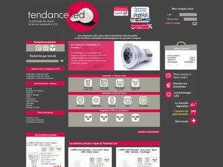 Détails : Tendance LED