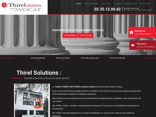 Détails : Avocat en droit des affaires à Rouen