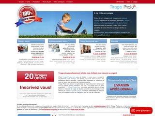 Détails : Le meilleur du développement photo et de l'agrandissement photo