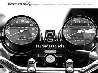Détails : TNT ACCESS : Casque et Accessoire Moto