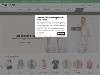 Détails : Toplook.com : Grossiste vêtement