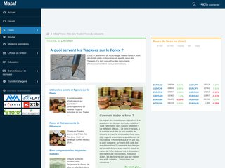 Détails : Forex - Trader-Forex.fr