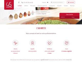 Détails : Univers Styl : Coiffeur, Institut capillaire, Perruques