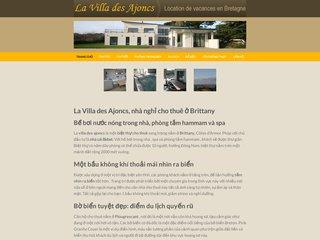 Détails : Location de vacances en Bretagne