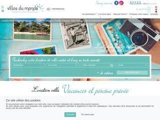 Détails : Location vacances France : Villas du Monde