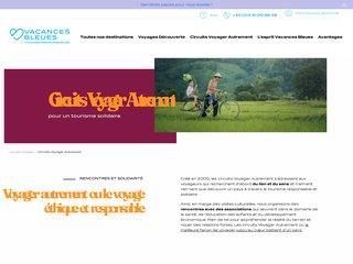Détails : Voyager autrement : Tourisme durable