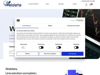 Détails : Logiciels de bourse et de trading de la gamme Walmaster