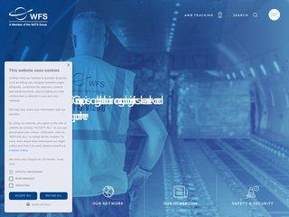 Détails : WFS - Worldwide Flight Services