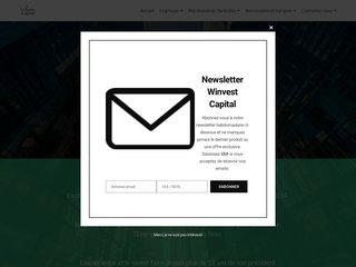 Détails : Winvest Capital - Gestion de Patrimoine