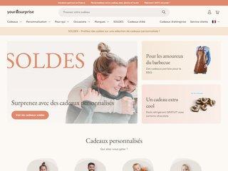 Détails : YourSurprise.fr