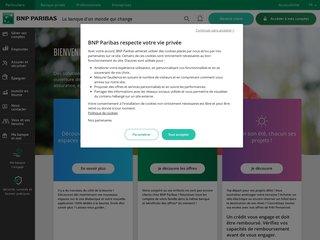 Détails : Banque en ligne