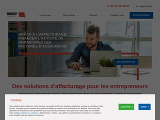 Détails : Bibby Factor France - Un expert en affacturage à vos côtés