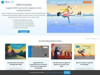 Détails : CRM - Gestion de la Relation Client
