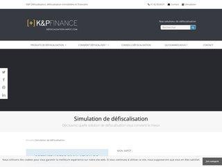 Détails : Simulation de défiscalisation : comment défiscaliser ?
