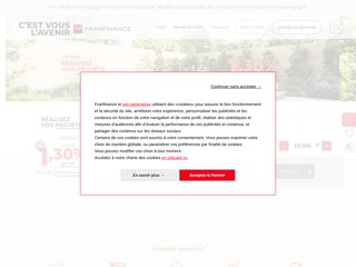 Détails : Crédit Personnel Franfinance