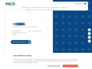 Détails : MG Consultants - Experts RH au service de votre entreprise