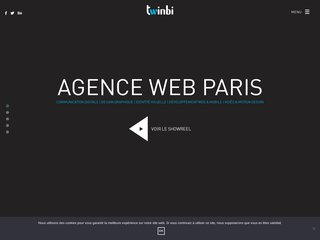 Détails : Twinbi | Agence web | Paris
