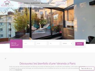Détails : Veranda Paris : Créateur et poseur de verandas à Paris