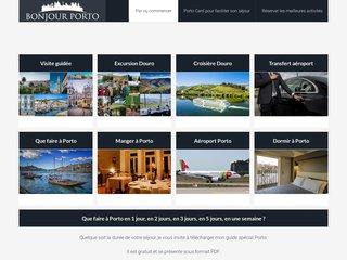 Bonjour Porto : blog complet pour votre visite ? Porto