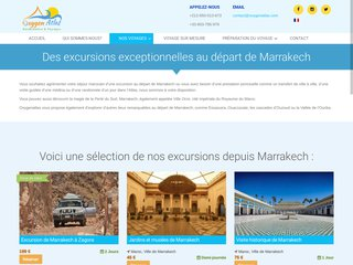 Excursion au départ de Marrakech : une aventure vous attend