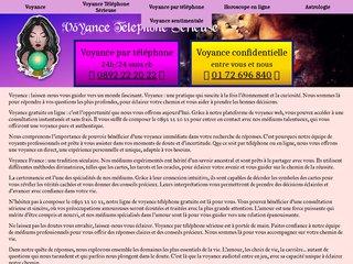 Voyance Amour Eternel : site des arts divinatoires
