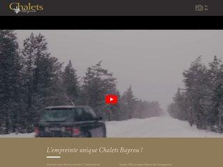 Chalets Bayrou