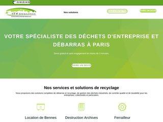 Détails : Débarasser votre appartement sur Paris