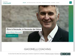 Coaching en entreprise et prévention burn-out - Jean-Pierre Giacomelli
