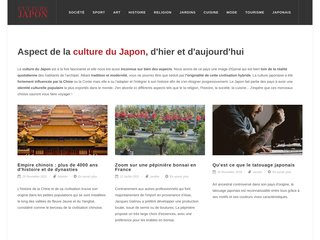 Culture Japon