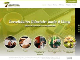 Ecosolidaire - comptabilité et fiscalité des ASBL et petites entreprises