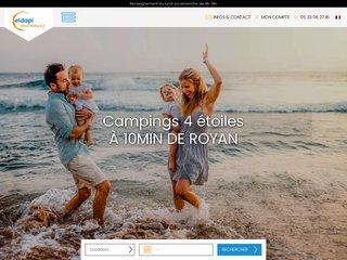 Avec Eldapi Vacances, deux campings pour le prix d'un en Charente-Maritime